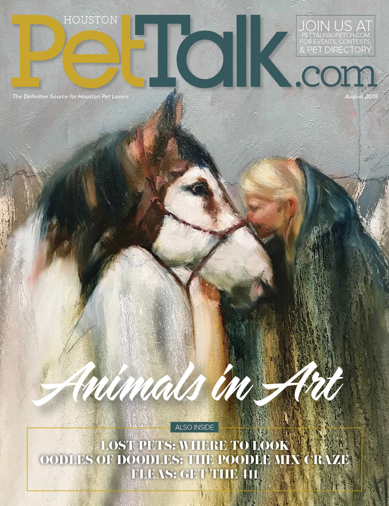 August 2019 Digital Issue of Houston PetTalk