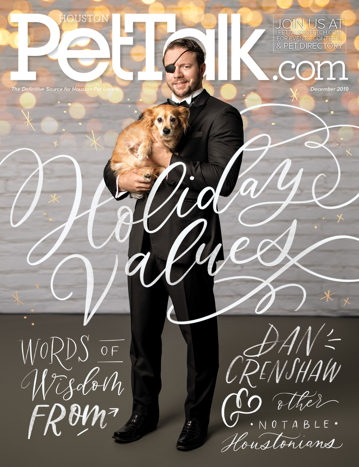 December 2019 Digital Issue of Houston PetTalk