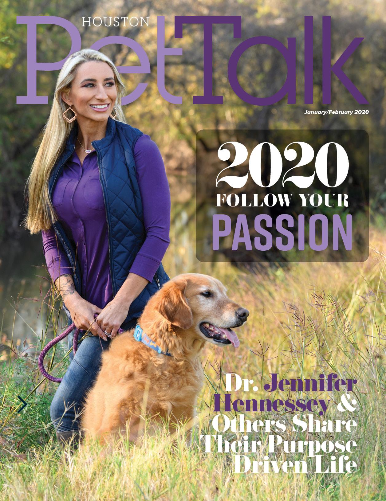 January/February 2020 Digital Issue of Houston PetTalk