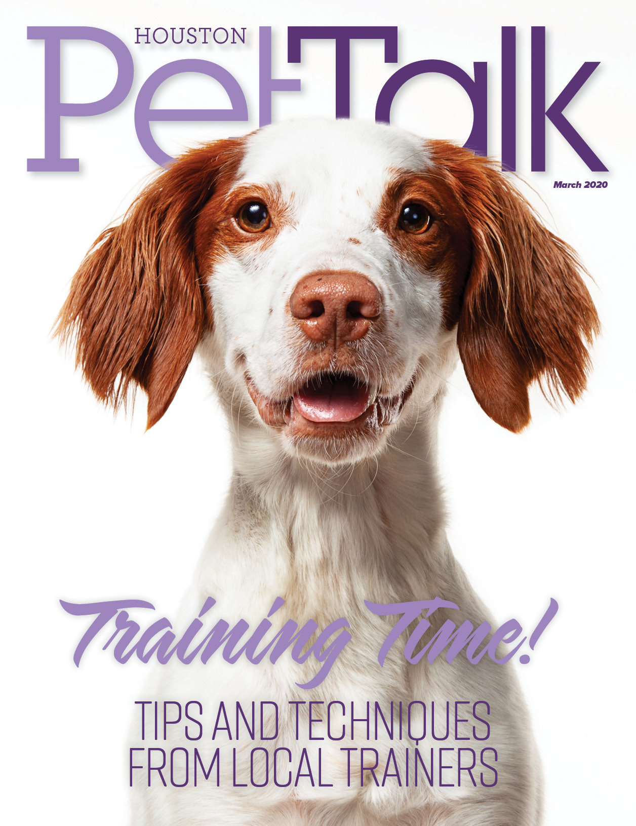 March 2020 Digital Issue of Houston PetTalk