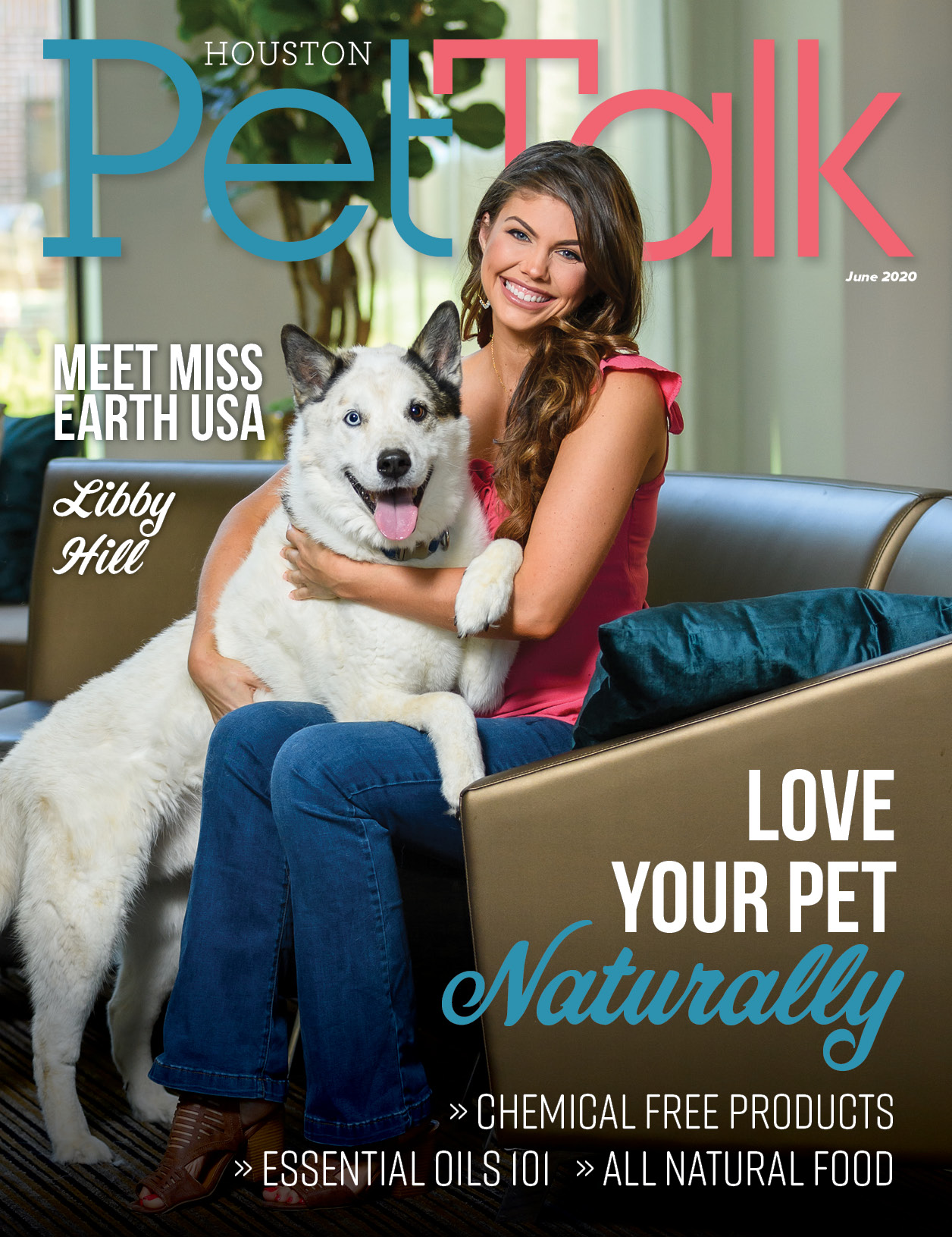 June 2020 Digital Issue of Houston PetTalk