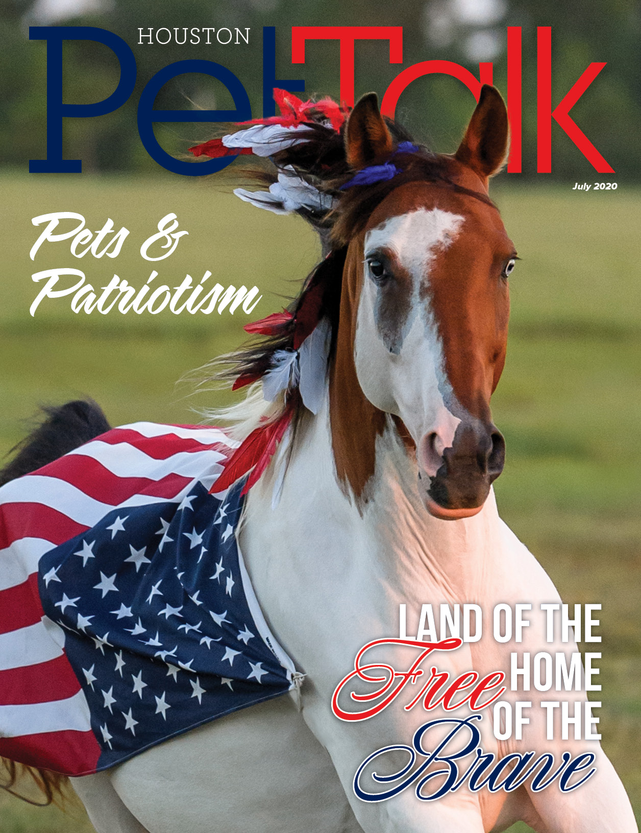 July 2020 Digital Issue of Houston PetTalk
