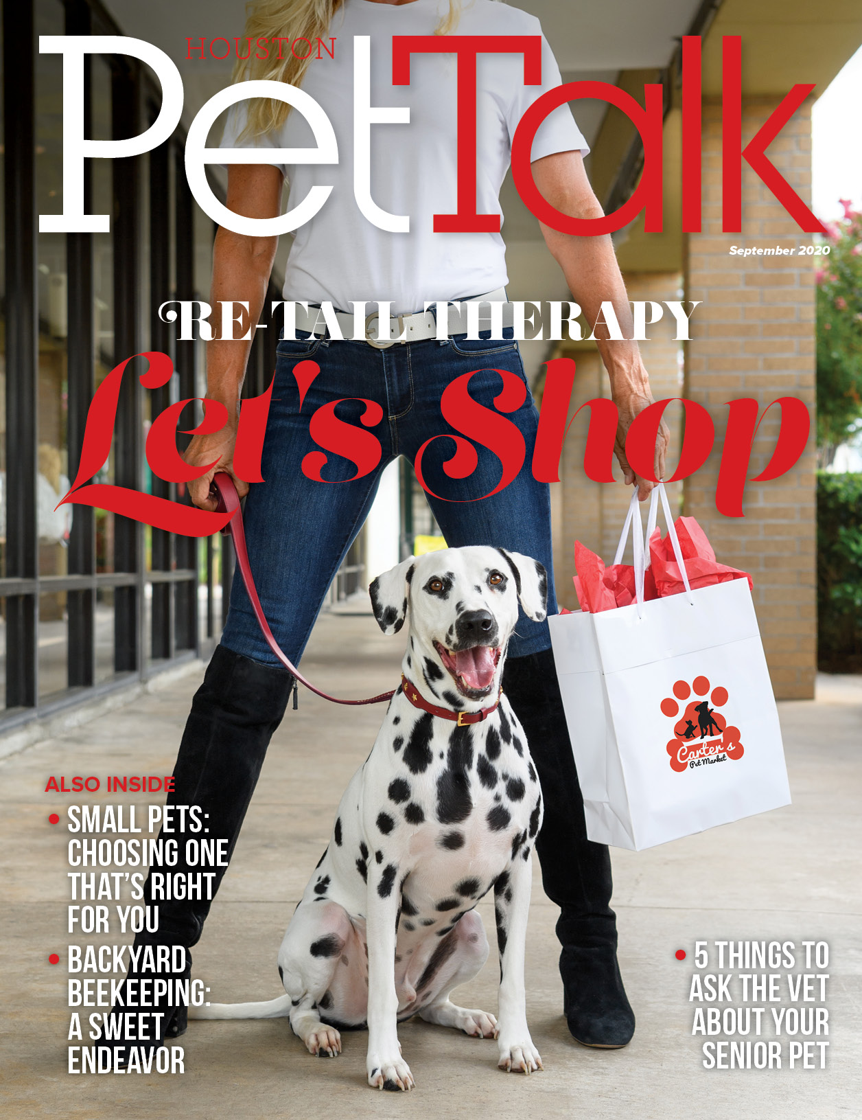September 2020 Digital Issue of Houston PetTalk
