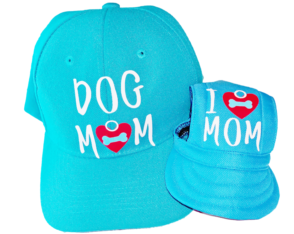 Matching Dog & Mom Hat