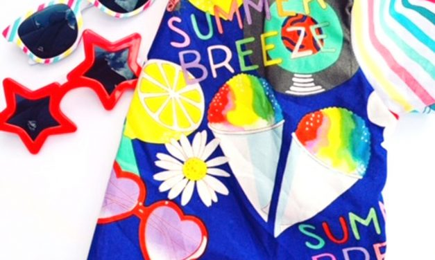 Colorful Summer Clothes For Dogs
