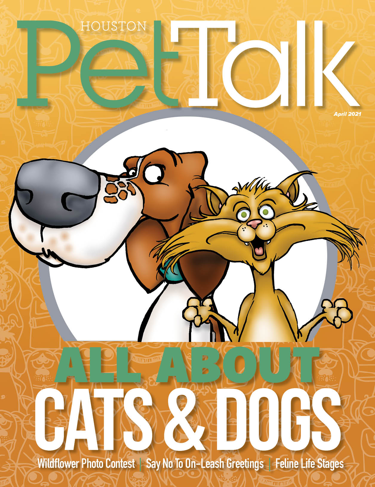 April 2021 Digital Issue of Houston PetTalk
