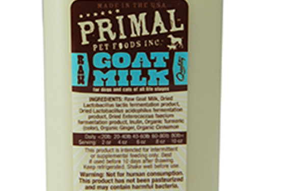 Goat Milk For Pets