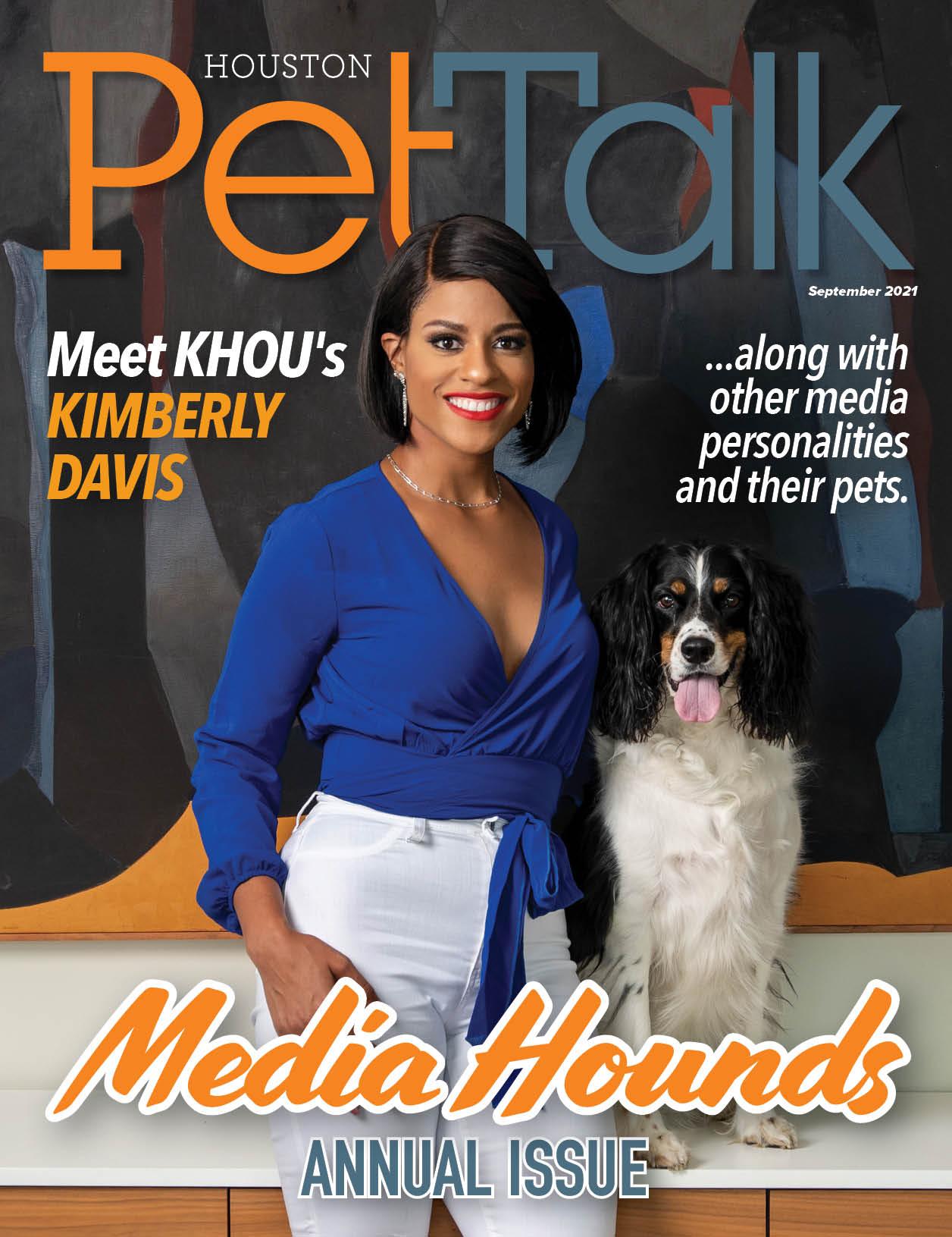 September 2021 Digital Issue of Houston PetTalk